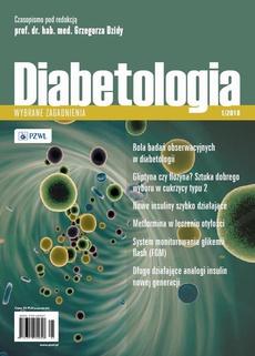 Diabetologia - wybrane zagadnienia 2018