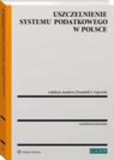 Uszczelnienie systemu podatkowego w Polsce