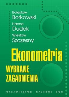 Ekonometria. Wybrane zagadnienia
