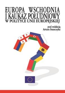 Europa Wschodnia i Kaukaz Południowy w polityce Unii Europejskiej