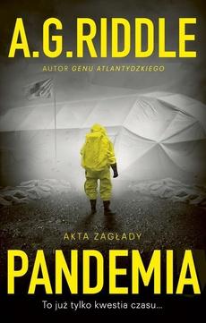 Akta zagłady Tom 1 Pandemia