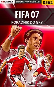 FIFA 07 - poradnik do gry