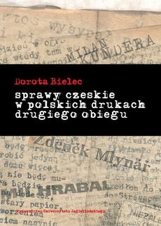 Sprawy czeskie w polskich drukach drugiego obiegu