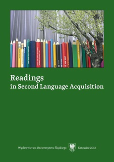 Readings in Second Language Acquisition - 01 Language acquisition and language learning