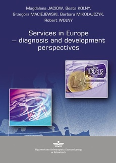 Services in Europe – diagnosis and development perspectives