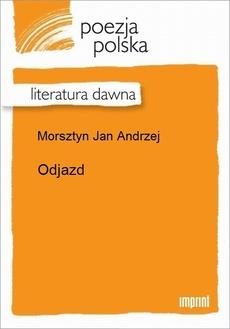 Odjazd Jan Andrzej Morsztyn Epub Ebook Ibukpl