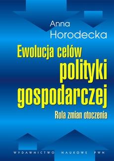 Ewolucja celów polityki gospodarczej