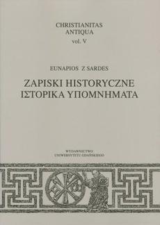 Christianitas Antiqua, vol. V. Zapiski historyczne