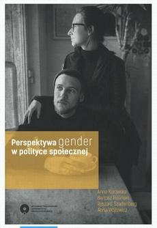 Perspektywa gender w polityce społecznej