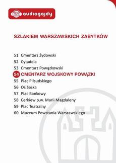 Cmentarz Wojskowy Powązki. Szlakiem warszawskich zabytków