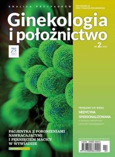 Analiza Przypadków. Ginekologia i Położnictwo 2/2020