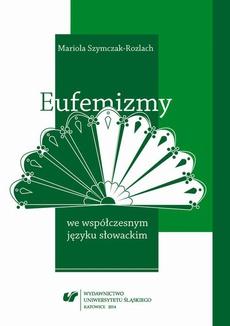 Eufemizmy we współczesnym języku słowackim