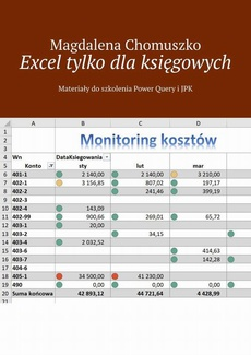 Excel tylko dla księgowych Zeszyt 1