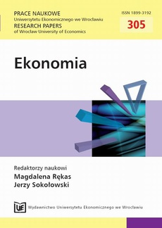 Ekonomia. PN 305