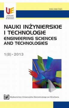 Nauki Inżynierskie i Technologie 1(8)
