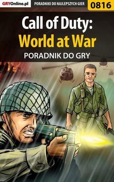 Call of Duty: World at War - poradnik do gry