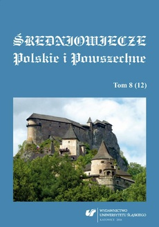 Średniowiecze Polskie i Powszechne. T. 8 (12) - 03 From Charismatic Power to State Power: The Political History of Iceland 1096—1281