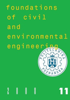 Foundations of civil and environmental engineering 11
