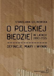 O polskiej biedzie w latach 1990-2015