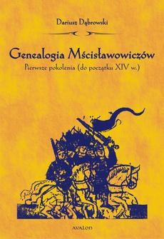 Genealogia Mścisławowiczów