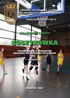 Koszykówka. Podręcznik dla studentów akademii wychowania fizycznego,
