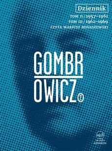 Dziennik t.2 i 3 - audiobook