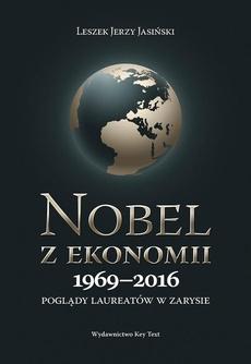 Nobel z ekonomii 1969-2016