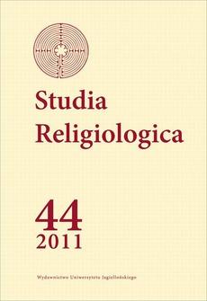Studia Religiologica z. 44