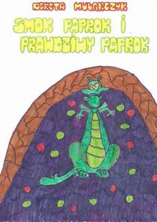 Smok Paprok i prawdziwy paprok
