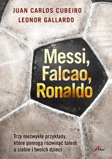 Messi, Falcao, Ronaldo.