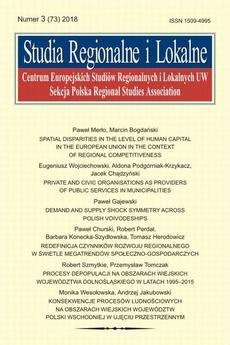 Studia Regionalne i Lokalne nr 3(73)/2018