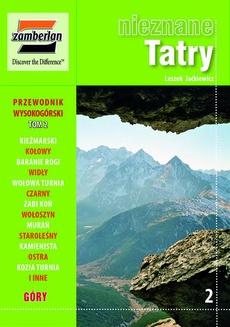 Nieznane Tatry tom II