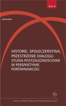 Historie, społeczeństwa, przestrzenie dialogu