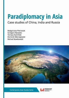 Paradiplomacy in Asia