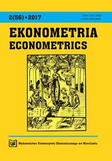 Ekonometria 2(56) 2017