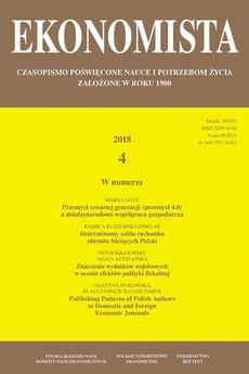 Ekonomista 2018 nr 4