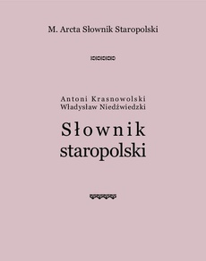 M. Arcta Słownik staropolski