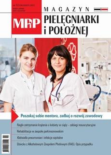 Magazyn Pielęgniarki i Położnej nr 12(2012)