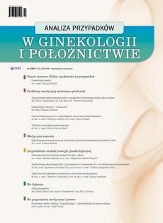 Analiza przypadków w ginekologii i położnictwie 2/2015
