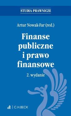 Finanse publiczne i prawo finansowe. Wydanie 2