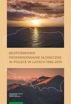 Bezpośrednie promieniowanie słoneczne w Polsce w latach 1966-2010