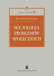 Socjologia problemów społecznych