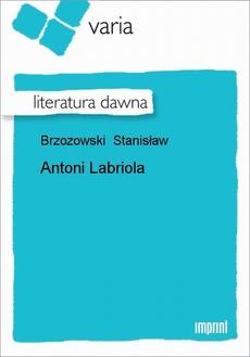 Antoni Labriola