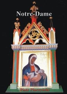 Notre-Dame. Collage literacki wg idei Marcela Duchampa