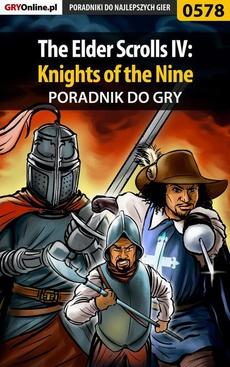The Elder Scrolls IV: Knights of the Nine - poradnik do gry