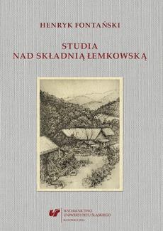 Studia nad składnią łemkowską - 03 Podstawowe typy zdań monopredykatywnych w języku łemkowskim