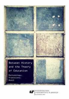 Between History and the Theory of Education