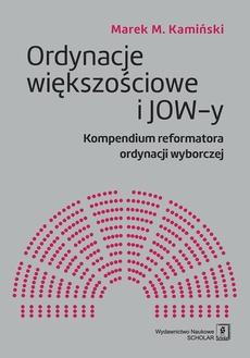Ordynacje większościowe i JOW-y