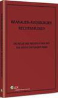 Krakauer-Augsburger Rechtsstudien. Die Rolle des Rechts in der Zeit der wirtschaftlichen Krise