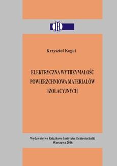 Elektryczna wytrzymałość powierzchniowa materiałów izolacyjnych